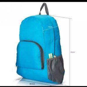 Handbags - Travel folding backpack weekend overnight bag